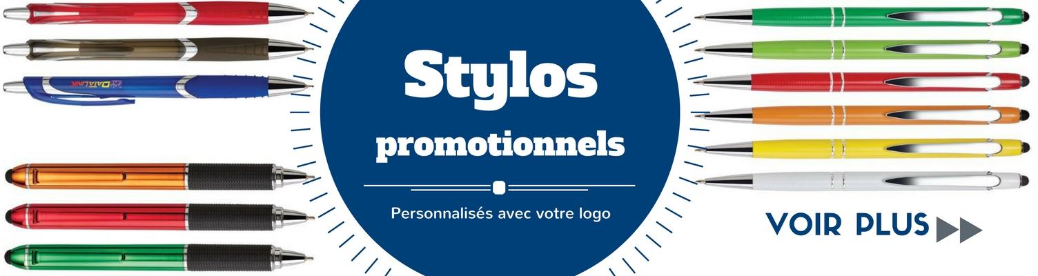 stylo logo entreprise