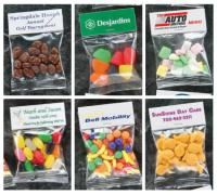 Assorted Candy Bags - Rainbow Mints