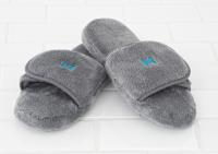 Slippers - Silver Gray - S/M