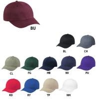Heavyweight Brushed Cotton Cap