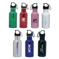 """18oz / 532ml Stainless Steel Water Bottle"""