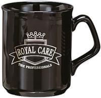 Black mug 285 ml / 10 oz