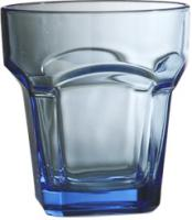 Blue stackable glass 270 ml / 9.5 oz