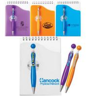 Swanky™ Note Pad & Pen Set