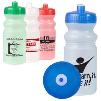 20 oz. Matte Sport Bottle