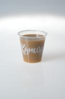 3.5 oz. Clear Plastic Cups - soft sided