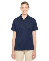 CORE365TM Ladies' Motive Performance Piqué Polo with Tipped Collar