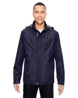 North End® Men's Excursion Transcon Lightweight Jacket with Pattern