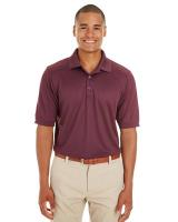 CORE365TM Men's Pilot Textured Ottoman Polo