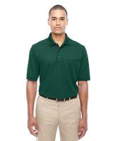 CORE365TM Men's Motive Performance Piqué Polo with Tipped Collar