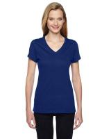 Fruit of the Loom® Ladies' 7.8 oz./lin. yd. Sofspun® Jersey Junior V-Neck T-Shirt