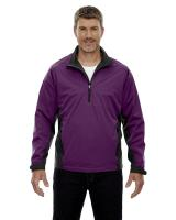 North End® Men's Paragon Laminated Performance Stretch Wind Shirt
