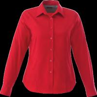 (W) WILSHIRE Long Sleeve Shirt (women, blank)