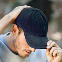 Morson Distressed Twill Ballcap (decorated)