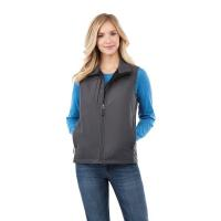(W) STINSON Softshell Vest (women, decorated)