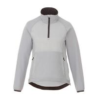 (W) ODARAY Half Zip Jacket (women, blank)