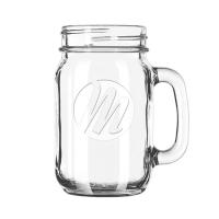 The ETCHED Vessel- Drinking Jar