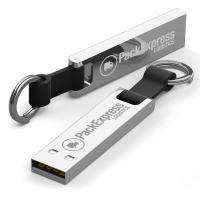 8GB Iron Elegance Flash Drive
