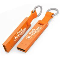 8GB Iron Elegance C Flash Drive