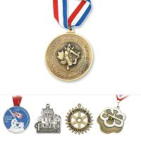 "Custom Classic Medal (Up to 2"")"