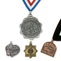 "Custom Econo Medal (Up to 1.5"")"