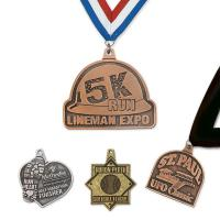 "Custom Econo Medal (Up to 2"")"