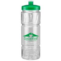 22oz Pulse Bottle with Push Pull Lid
