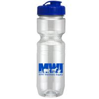 26oz Jogger Bottle with Flip Top Lid