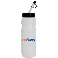 26 oz Value Bottle with Straw Tip Lid