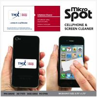 Microspot Cell/Mobile Phone Screen Cleaner
