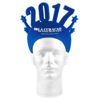 New Years Eve Pop Up Visor