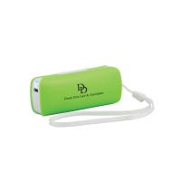 UL CERTIFIED 2200 MAH POWER BANK WITH LIGHT