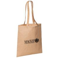 SMALL LAMINATED PAPER SHOPPING TOTE