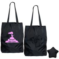 FOLDING STAR TOTE