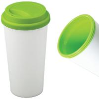 500 ML (17 OZ.) PLASTIC MUG