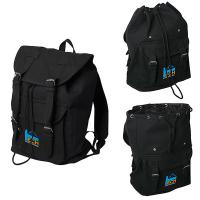 STREET TALK COTTON BACKPACK