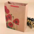 Gift Bag - Brown Paper for Garments