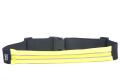 Sport Runner Waist Pocket Belt - Yellow