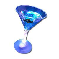 Glow Martini Glass - Multi