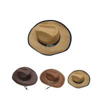 Cowboy Hat, Men and Women - Brown