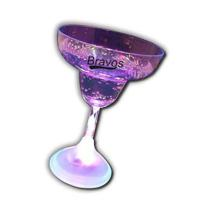 Glow Margarita Glass - Multi