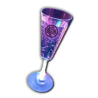 Glow Champagne Glass - Multi
