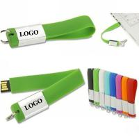 8GB USB Flash Drive - White