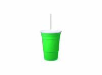 Red Cup Living - 24 oz Cup w/ Lid & Straw - Mint Green - 81239-MIGR