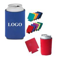 Neoprene Can Cooler - Red