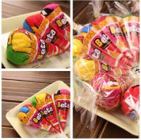 Ice Cream Cotton Towel Cake for Promotion - Yellow