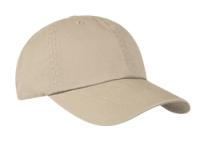Unconstructed Organic Cotton Twill Cap