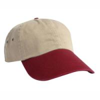 Unconstructed Washed Cotton Twill Polo Cap