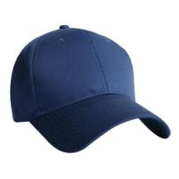 Constructed Cotton Twill Cap
