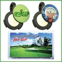 "Magnetic Hat Clip - 3/4"" Golf Ball Marker"